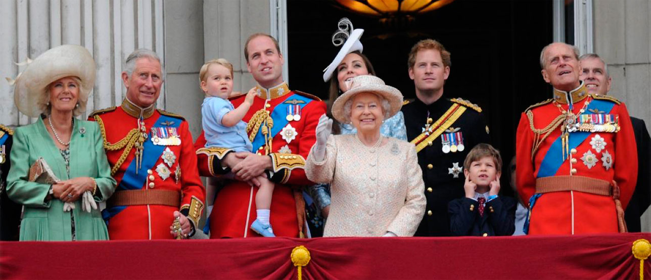 The Queen's Birthday Book