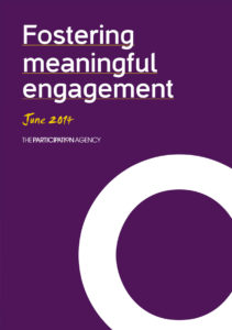 Fostering Meaningful Engagement