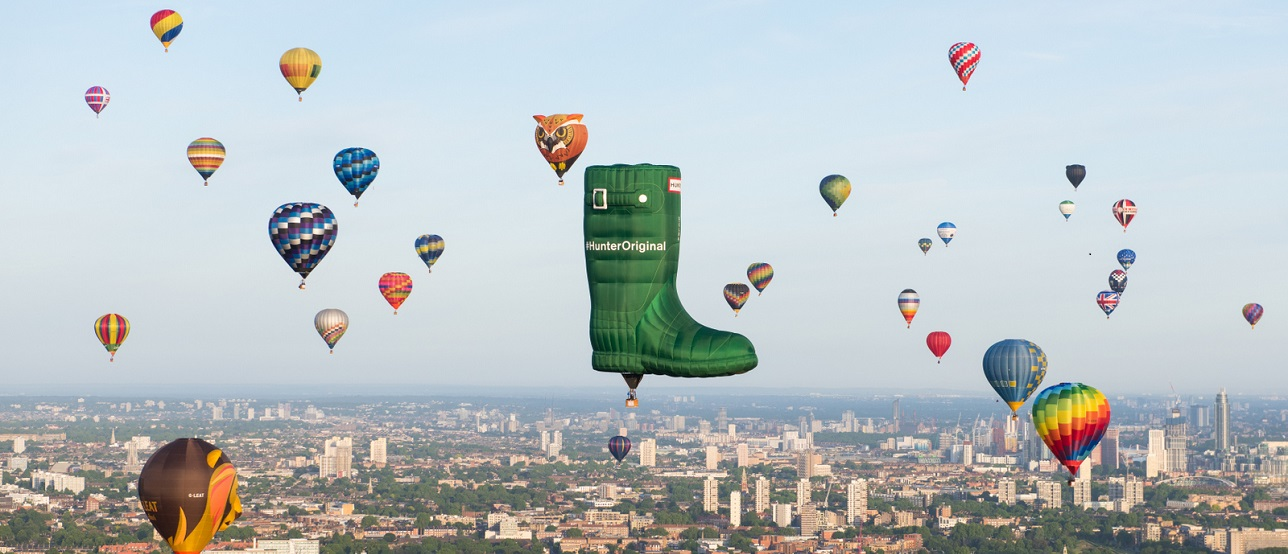 Lord Mayor's Hot Air Balloon Regatta